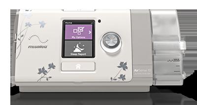 瑞思邁呼吸機AirSense 10系列睡眠呼吸機
